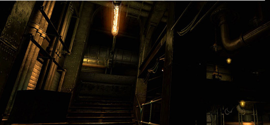 Amnesia - A Machine for Pigs Screenshot